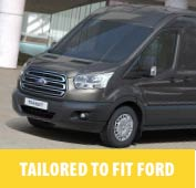 Tailored to fit Ford