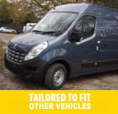 Tailored to fit Vauxhall / Renault / Nissan